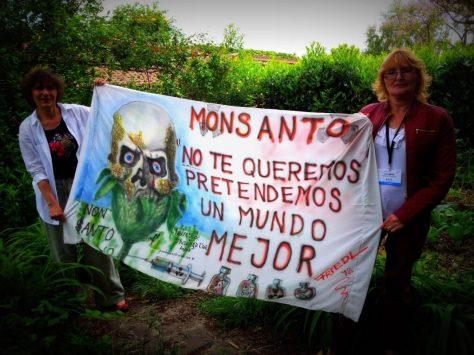 Abajo Monsanto