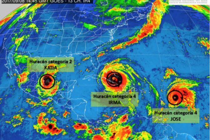 """""""Hay más huracanes porque estamos rozando un punto de inflexión climático"""""""