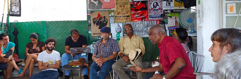 Babalawos y ambientalistas buscan consenso en La Habana